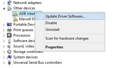 02 02 Update Driver Software