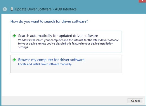 02 03 Browse Computer For Drivers
