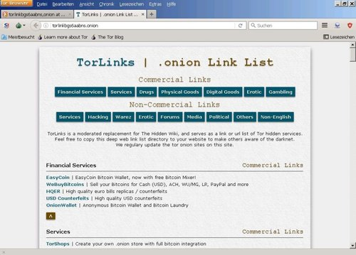TorLinks
