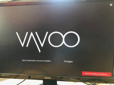VAVOO TV Start