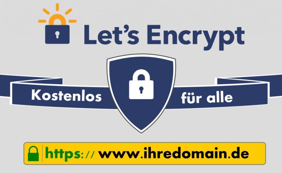 Let\'s Encrypt - SSL Zertifikate kostenlos - NetGuides.eu